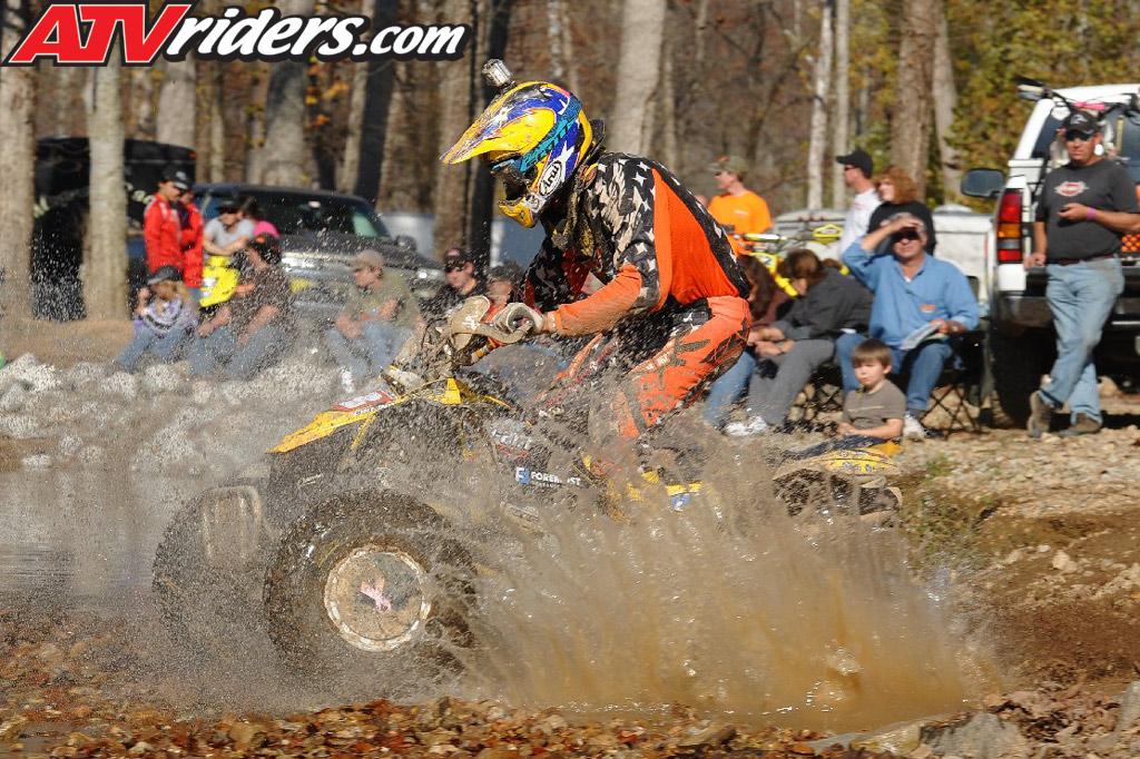 2011 GNCC Racing - Round 13 - Loretta Lynn's GNCC - Suzuki's Chris