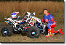 Precision's Racing's GNCC XC1 Pro Adam McGill