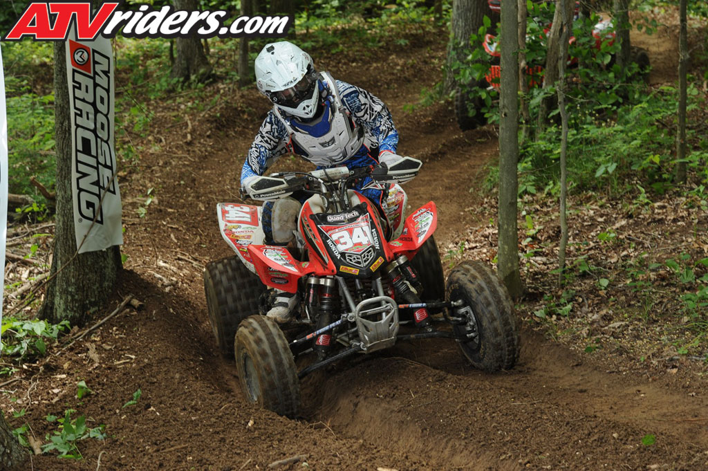 2012 gncc racing round 6 limestone 100 pro atv race - Spider graphix ...