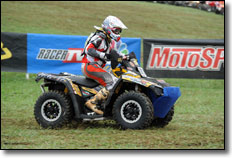 Can-Am's Forrest Whorton