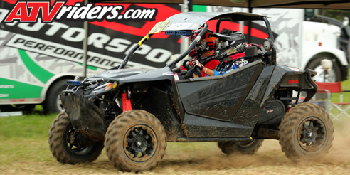 Jeremy Thompson GBC Heartland Challenge ATV Racing