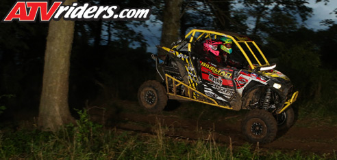 Jason Luburgh GBC Heartland Challenge ATV Racing