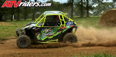 Kyle Chaney GBC Heartland Challenge ATV Racing