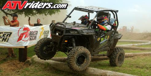Matt Burton GBC Heartland Challenge ATV Racing