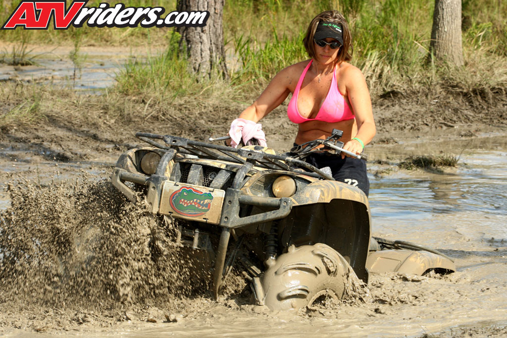 ATV Mud Bogging