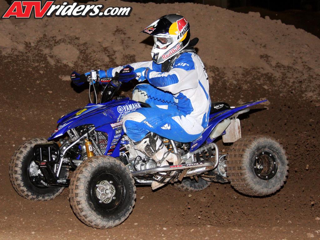 2008 yamaha itp quadcross series round 7 speedworld for Yamaha atv yfz450