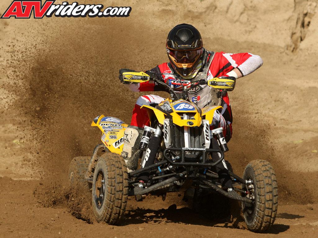 2009 Yamaha / ITP Quadcross Series - Round 1 - Glen Helen ...
