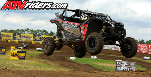 Corry Weller Lucas Oil Off Road Racing