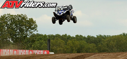 Jason Weller Lucas Oil Off Road Racing