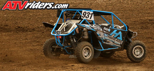 Jacob Rosales LOORRS Pro UTV Racing