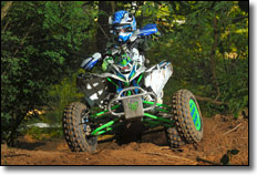 Curtis Bausback - Pitster Pro Youth ATV