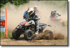 Ryan Lane - Honda 450R ATV
