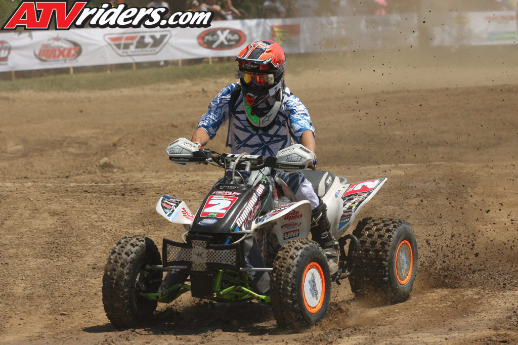 2012 maxc racing round 3 challenge atv race report - Spider graphix ...