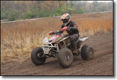 Adam McGill - Honda 450R ATV