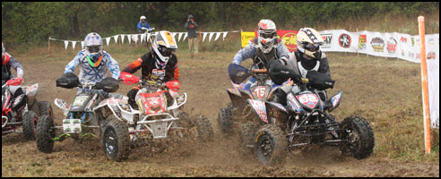 Ryan Lane Holeshot - Honda 450R ATv