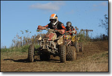 Precision Racing - Honda 450R ATV