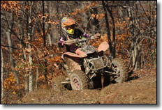 Cory Silversthorn - Honda Youth ATV