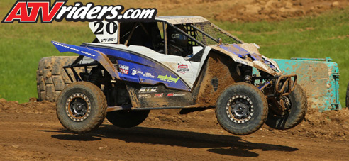 Chris Mills Yamaha YXZ 1000R Midwest Short Course