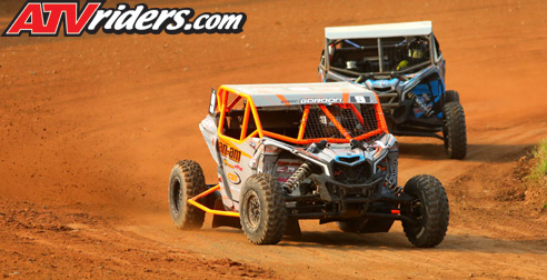 Eric Gordon Lucas Oil Mid West Short Course UTV Racing