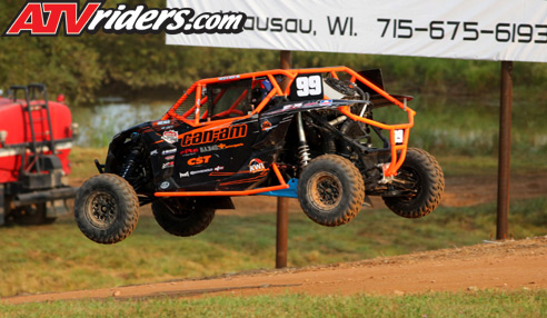 Thomas Reihner Lucas Oil Mid West Short Course UTV Racing