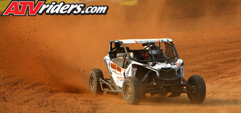 Tim Farr Lucas Oil Mid West Short Course UTV Racing