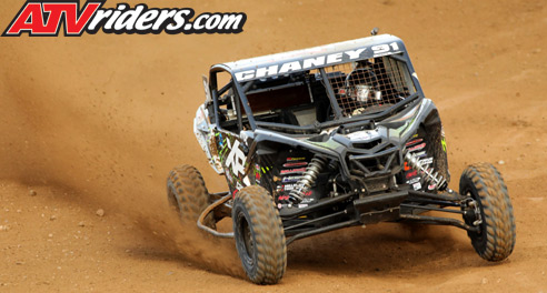 Kyle Chaney MidWest Short Course UTV Racing