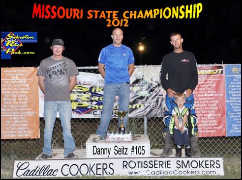 2012 Missouri State Championship Atv Extreme Dirt Track
