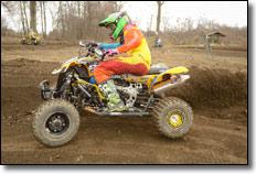Mathieu Deroy - Can-Am DS450 ATV