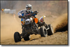 Travis Moore - Can-Am DS450 ATV