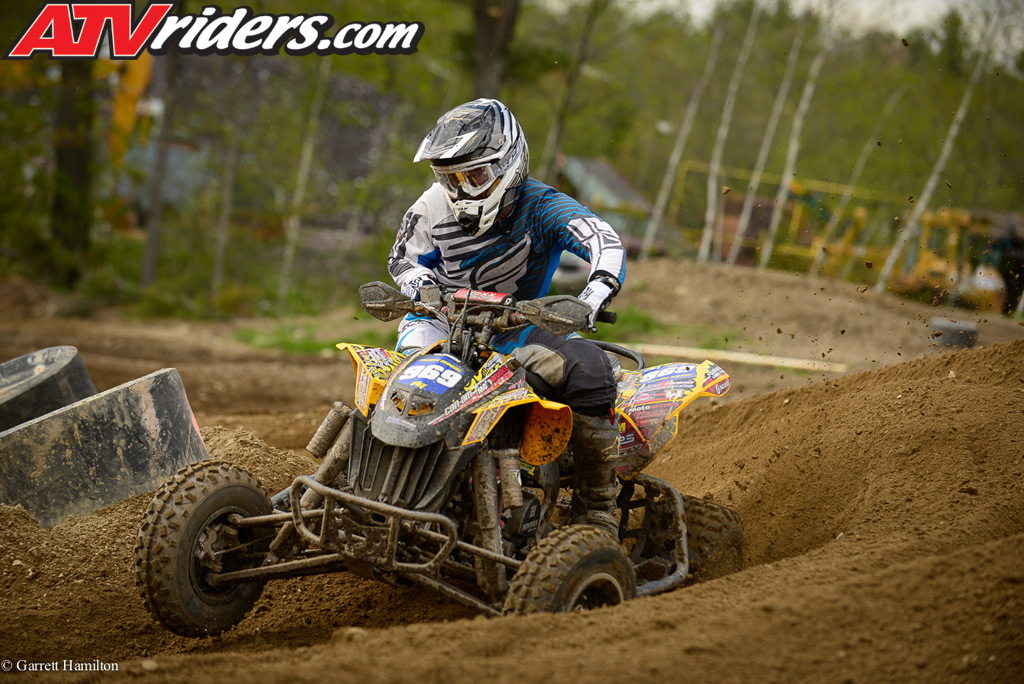 Neatv mx racing round 3 mx 101 atv race report - Spider graphix ...