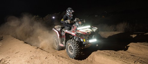 Can-Am Outlander 1000 BITD Racing