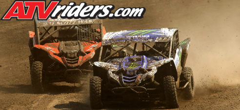 CJ Greaves TORC Pro UTV Racing