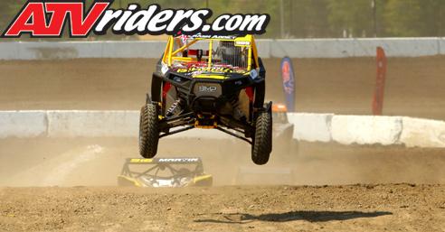 Jason Luburgh TORC Pro UTV Racing
