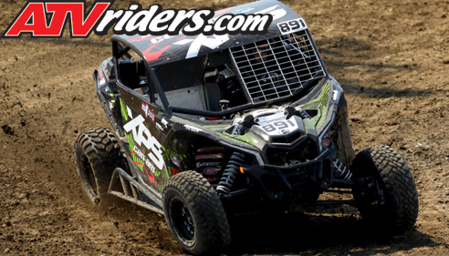 Kyle Chaney TORC Pro UTV Racing