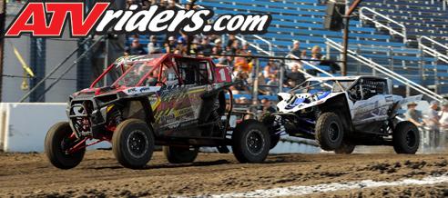 Treavis Poynter TORC Pro UTV Racing