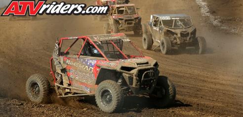 David Plavi TORC Pro UTV Racing