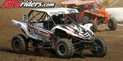 Dillon Pointon TORC Pro UTV Racing