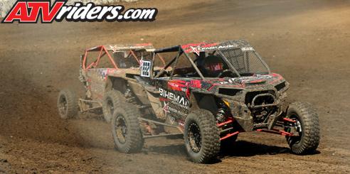 Drew Schultz David Plavi TORC Pro UTV Racing