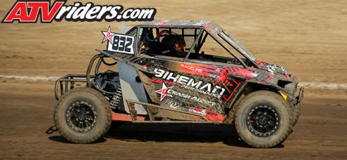 Drew Schultz TORC Pro UTV Racing