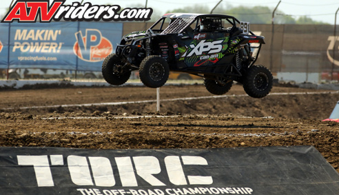 Kyle Chaney TORC Pro UTV Racing