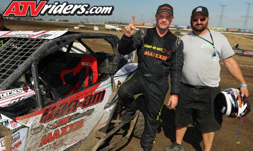 Tim Farr TORC Pro UTV Racing