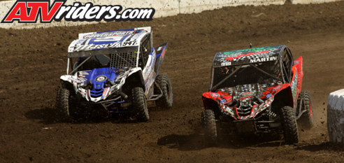 Zach Martin TORC Pro UTV Racing