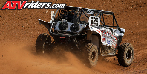 Dillon Pointon TORC Pro UTV Racing