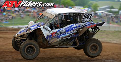 Ken Masch TORC Pro UTV Racing
