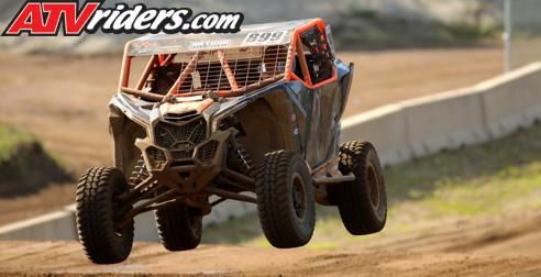 Thomas Reihner TORC Pro UTV Racing