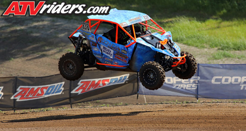 Zach Szymik TORC Pro UTV Racing