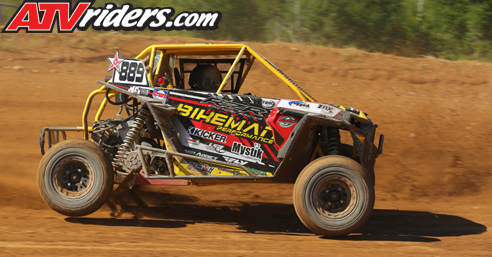 Jason Luburgh Bikeman Performance TORC Off Road Championship