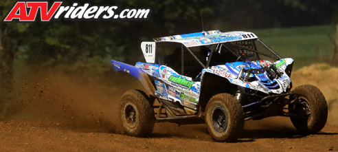 Chris Mills TORC Off Road Championship