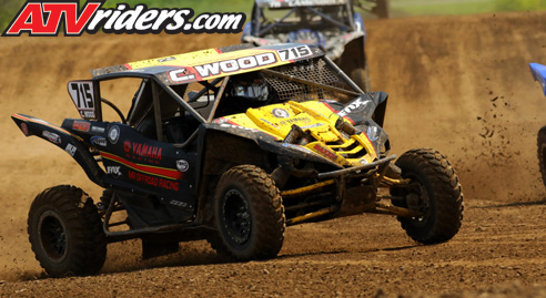 Connor Wood TORC Off Road Championship