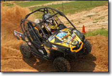 Can-Am's Cody Miller